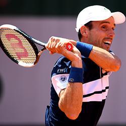 Luxilon Tennis AdStaff Player - Roberto Bautista-Agut