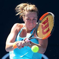 Luxilon Tennis AdStaff Player - Anastasia Pavlyuchenkova
