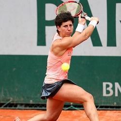 Luxilon Tennis AdStaff Player - Carla Suarez-Navarro