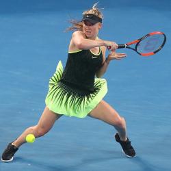 Luxilon Tennis AdStaff Player - Elina Svitolina