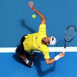 Luxilon Tennis AdStaff Player - Feliciano Lopez