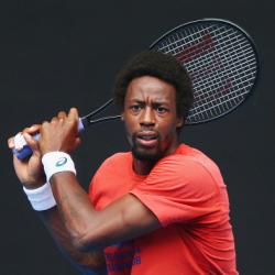 Luxilon Tennis AdStaff Player - Gael Monfils