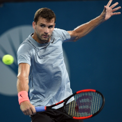 Luxilon Tennis AdStaff Player - Grigor Dimitrov