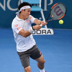 Luxilon Tennis Advisory Staff - Kei Nishikori