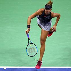 Madison Keys | Luxilon Tennis Advisory Staff