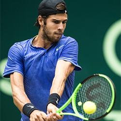 Luxilon Tennis Advisory Staff - Karen Khachanov