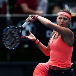 Luxilon Tennis AdStaff Player - Lucie Safarova