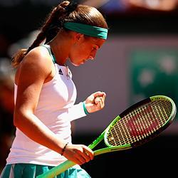 Luxilon Tennis Advisory Staff - Jelena Ostapenko