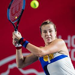 Anastasia Pavlyuchenkova | Luxilon Tennis Advisory Staff