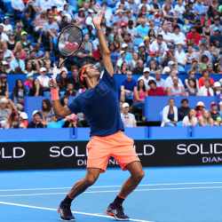Luxilon Tennis Advisory Staff - Roger Federer