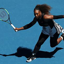 Serena Williams | Luxilon Tennis Advisory Staff