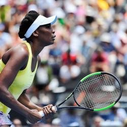 Luxilon Tennis AdStaff Player - Venus Williams