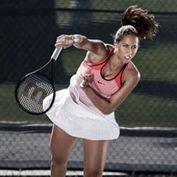 Luxilon Tennis Advisory Staff - Madison Keys