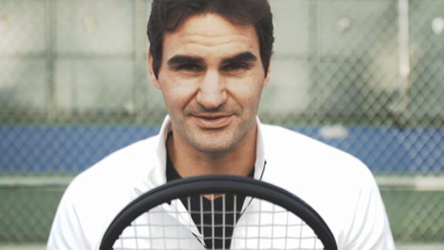 Roger Federer Luxilon Advisory Staff | Roger's Tension